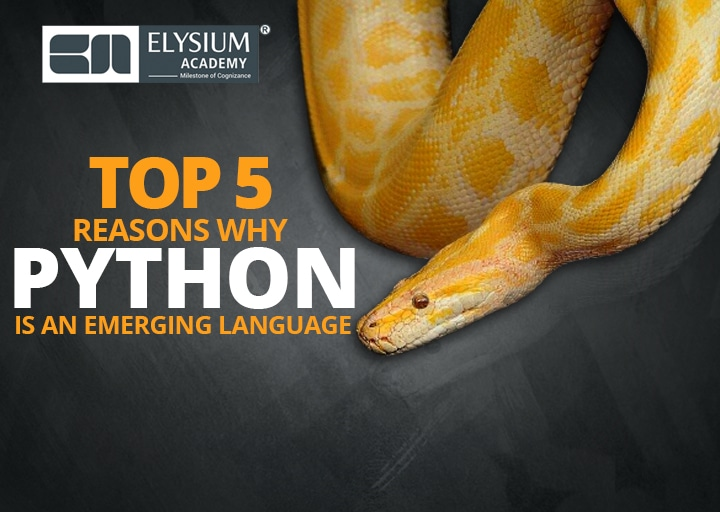 Top 5 Reasons why Python is an Emerging Language