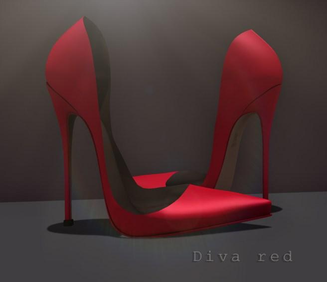Astrid - diva red