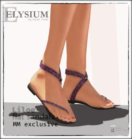 Liloe sandals ad - MM