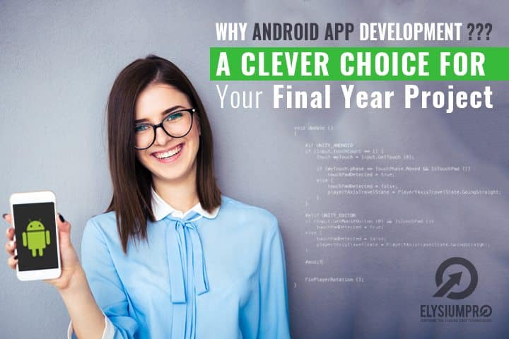 Final Year Android Projects