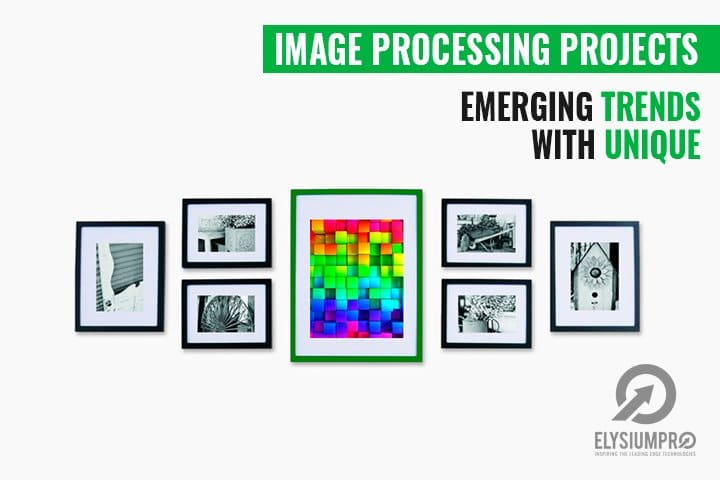 Unique Image Processing Projects