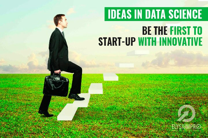Innovative Data Science Ideas