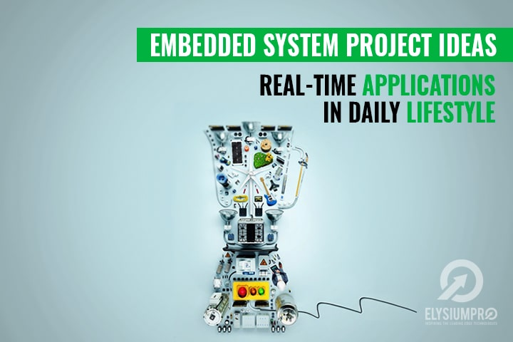 Embedded Systems Application in Daily Life