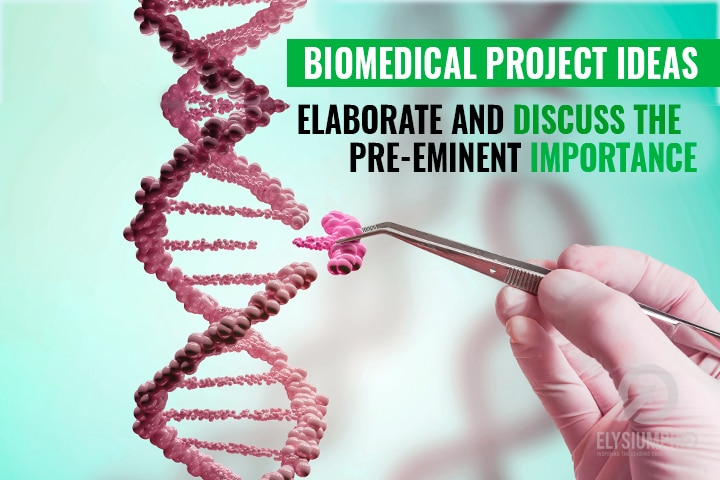 Biomedical Projects