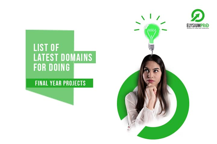 Final Year project Domains