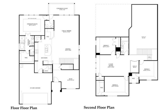 Planning Center, Flex Room Among Unique Features In Pulte