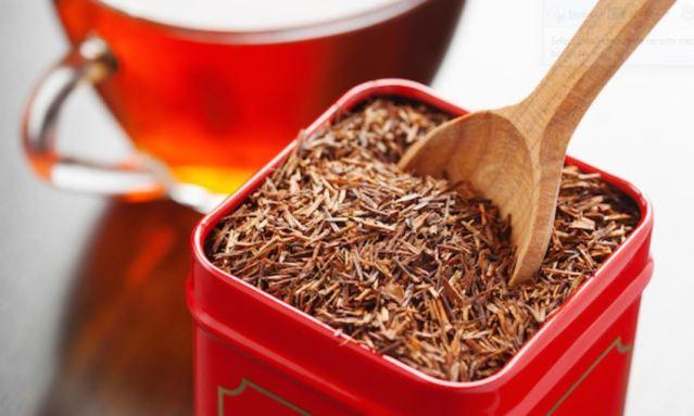 Beber té Rooibos disminuye el riesgo de padecer enfermedades del corazón
