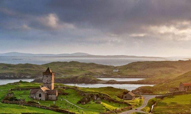 islas más bellas de Reino Unido