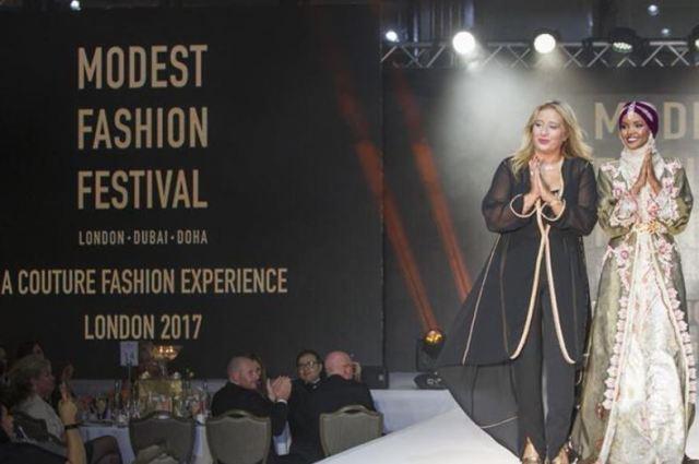 Empoderar a las mujeres musulmanas, objetivo del primer London Modest Fashion Festival