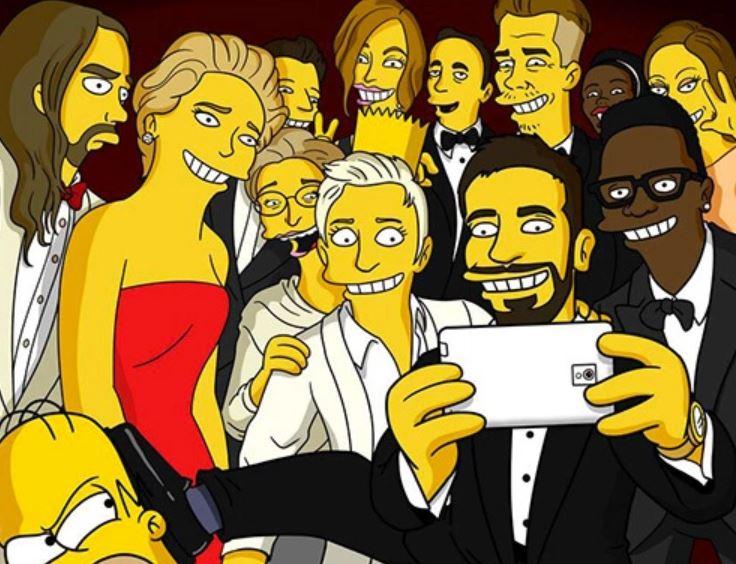 selfie grupal elzocco