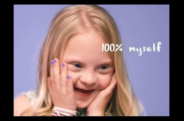 River Island utiliza a modelos infantiles con discapacidades para su nueva campaña