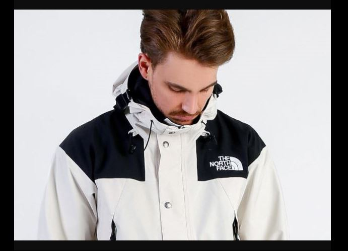 north face moda