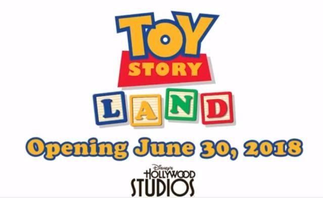 Descubre cómo será Toy Story Land en Walt Disney World