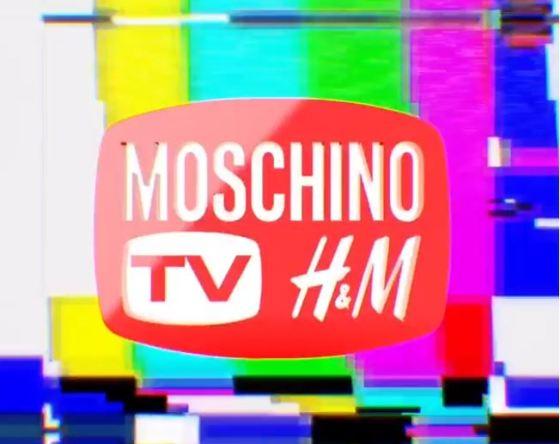 colaboración H&M x Moschino