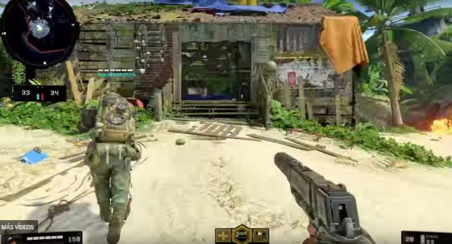 El trailer de Call of Duty: Black Ops 4 revela el modo multijugador