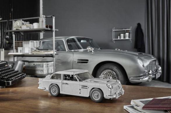 Aston Martin en LEGO