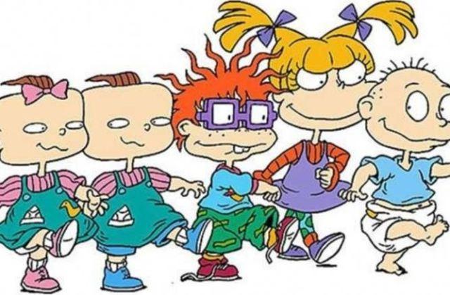 Los Rugrats regresan a la televisión y a la gran pantalla