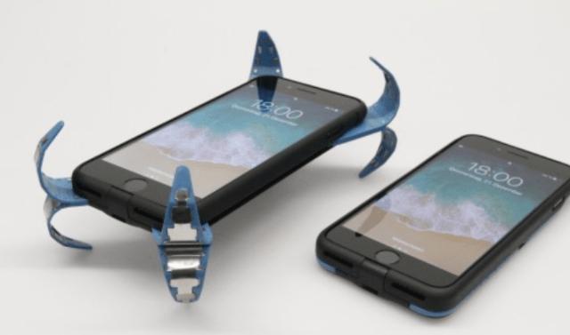 Llega el airbag para móviles con el objetivo de evitar que se rompa tu pantalla
