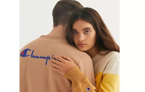 nueva colección de Champion