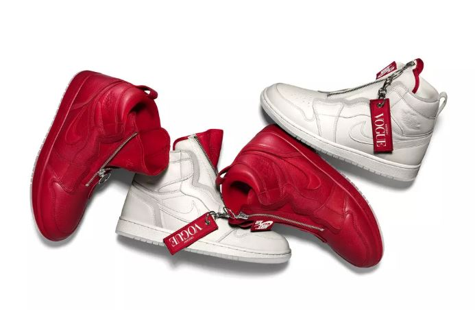 Vogue x Jordan