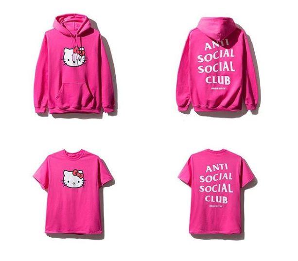 Hello Kitty x Anti Social Club