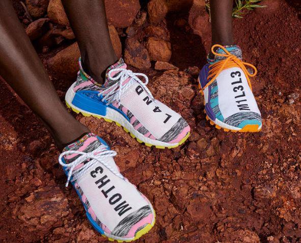 colaboración completa Pharrell y adidas Originals