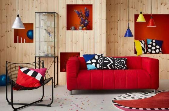 colección vintage de Ikea
