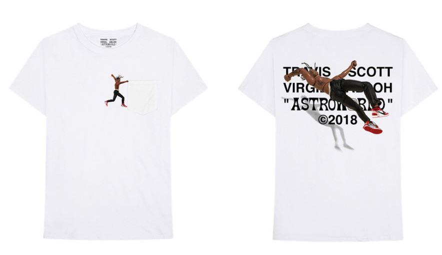 Alternativo Sobre El Virgil De Revelado Travis Merchandise Abloh doxrCEBeWQ