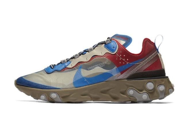 UNDERCOVER x Nike React Element 87