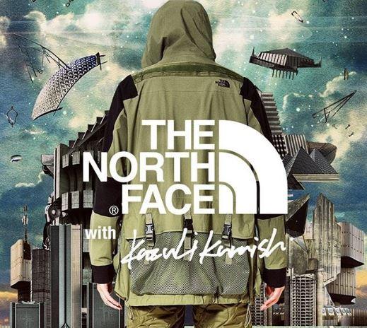 Kazuki x North Face