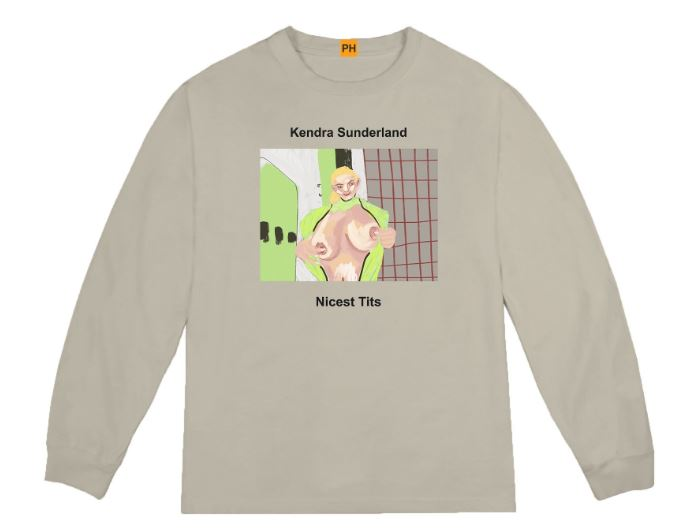 merchandising de Kayne West