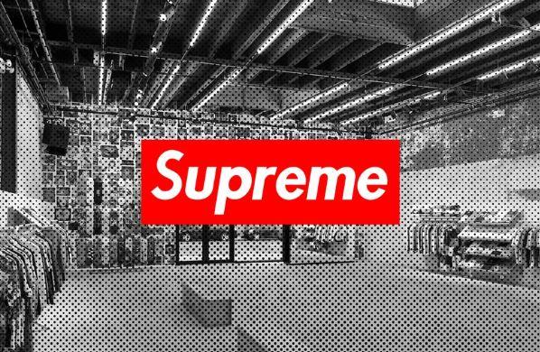 logo de Supreme