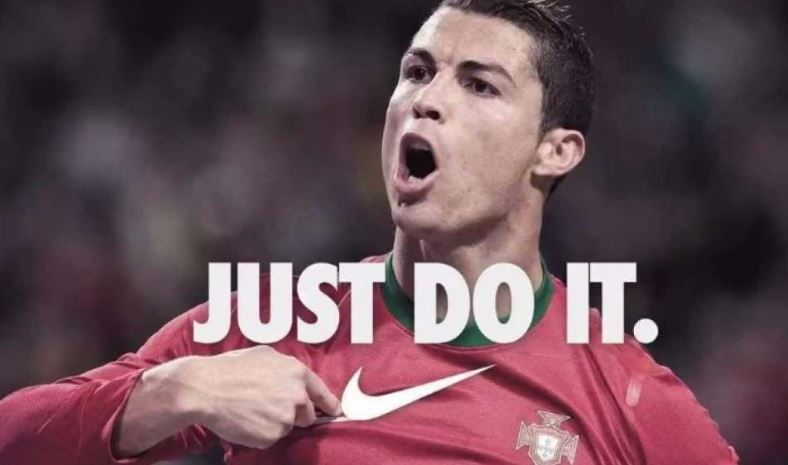 Nike y Cristiano Ronaldo