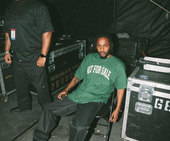 álbum de Kendrick Lamar