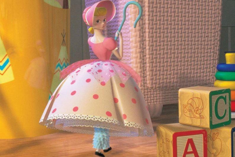 Bo Peep en Toy Story 4