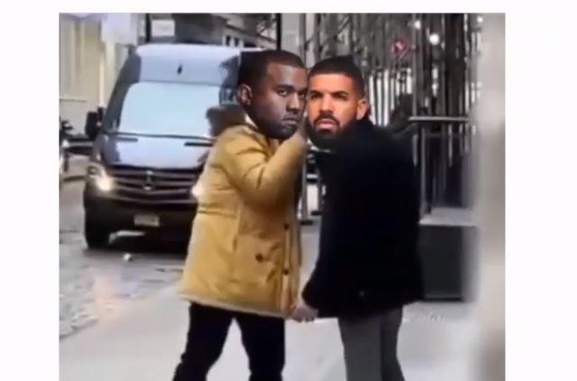 Drake y Kanye