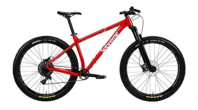 Confirmada la bicicleta de Supreme en colaboración con Santa Cruz