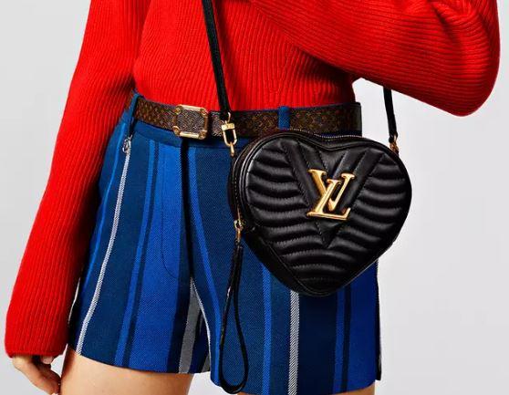 El bolso con forma de corazón de Louis Vuitton, perfecto para regalar
