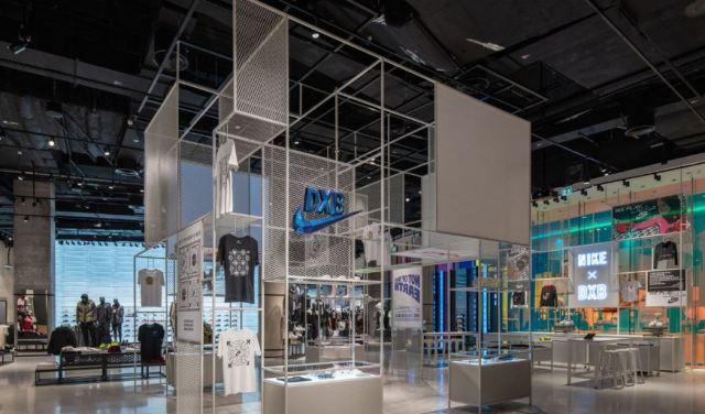 Nike Dubai abre las puertas de la tienda más grande de Medio Oriente