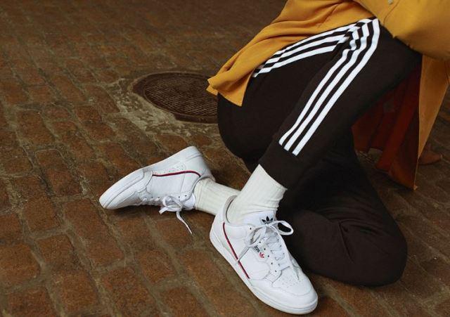 Adidas lanza nuevos colorways del Continental 80