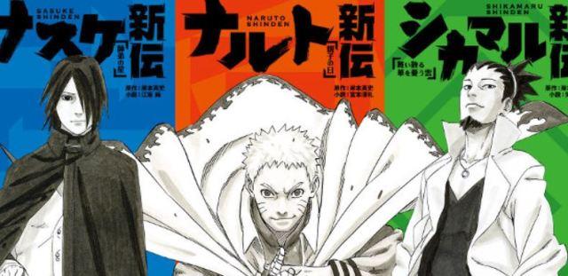 'Naruto Shinden' recibirá otra adaptación en forma de serie de anime