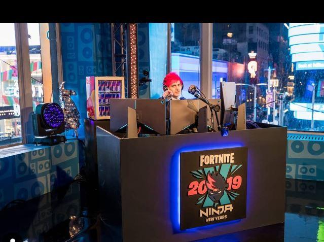 dinero ganó Ninja