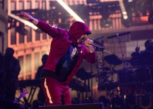 Eminem encabeza la venta de álbumes en 2018