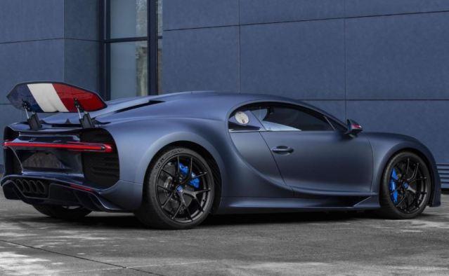 El 110 aniversario de Bugatti nos deja el Chiron Sport, un homenaje a Francia