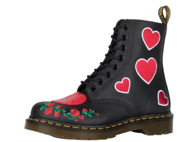 Martens para San Valentín
