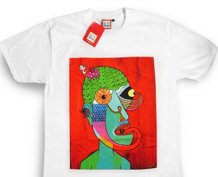 camisetas de Bejo