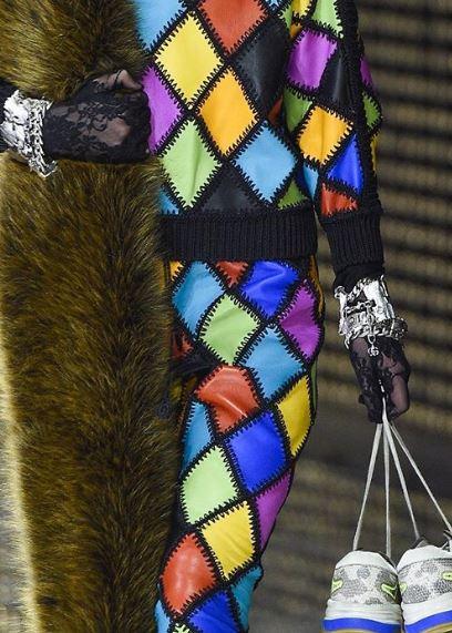 desfile de Gucci 2019