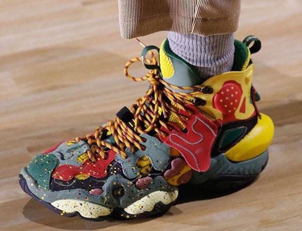 zapatillas más extravagantes