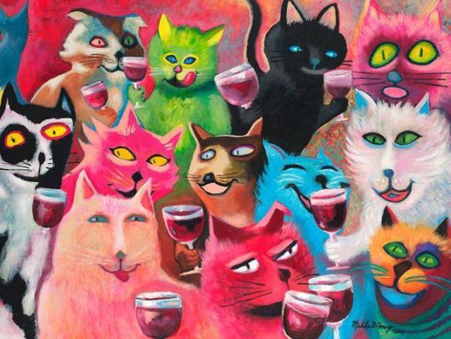 Un festival de gatos con celebridades felinas y comida callejera vegana llegará a Londres