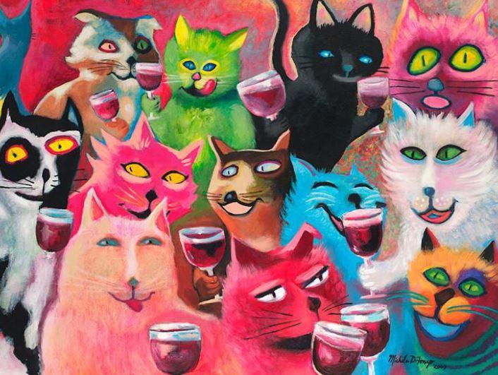 festival de gatos
